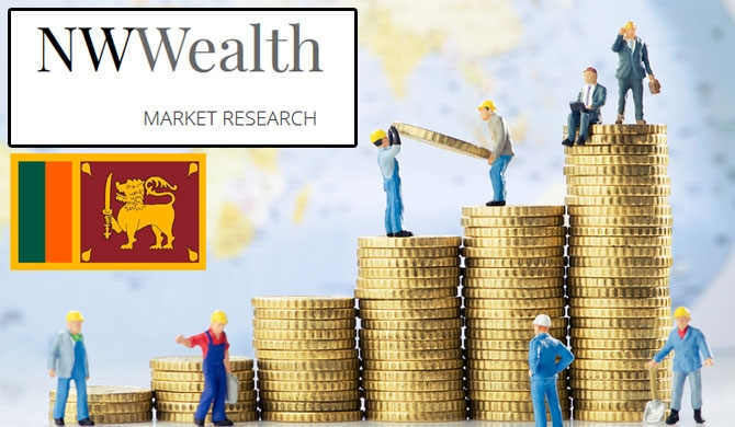 Sri Lanka, world's 6th best performing wealth market