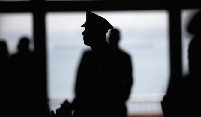 Complaints against top police officials go missing