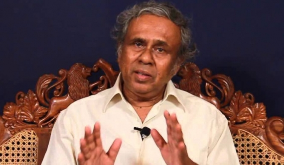 """Sri Lanka's Arab Spring : I am not Professor"" – Nalin de Silva"