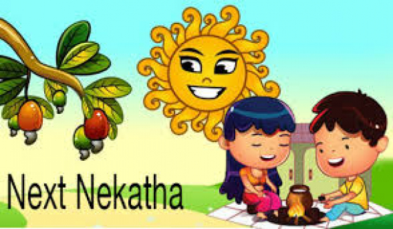 Next 'Nekatha' :  Preparing of traditional meals