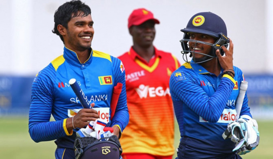De Silva leads Sri Lanka to quickfire win over Zimbabwe