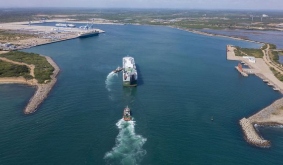 Hambantota Port launches landmark services on East-West maritime route