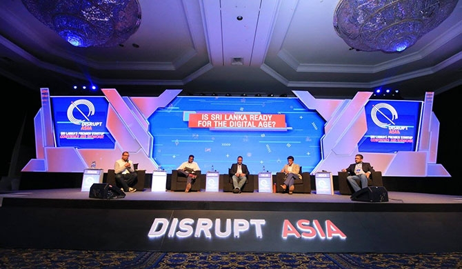 "ICTA's ""Disrupt Asia 2018"" to ignite SL's start-up landscape"