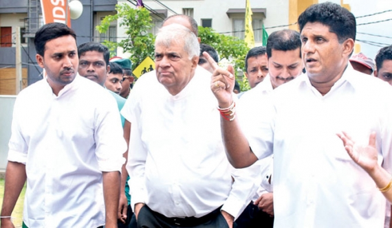 Will Gota seek pardon for sins of Rajapaksa regime? - Ranil
