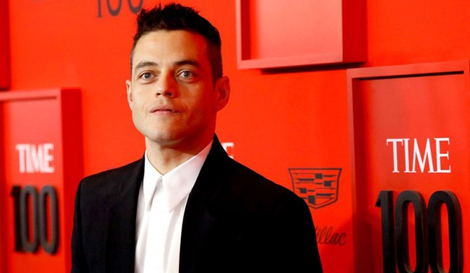 Rami Malek to play James Bond villain