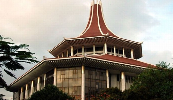 5 petitions supporting parliament dissolution, filed