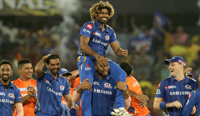 Malinga, named GOAT among IPL bowlers
