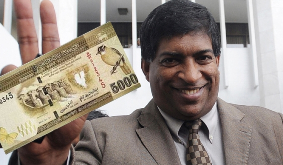Rs. 5,000 currency note to be demonetized?