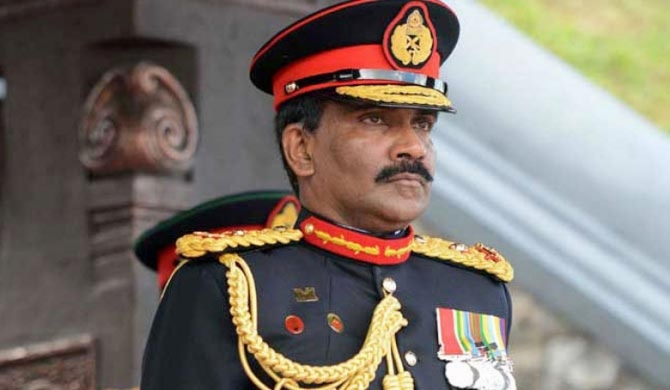 Army chief seeks a record third service extension