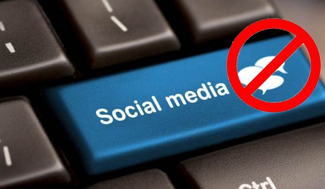 Complaint to UNHRC against social media ban