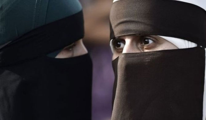 Obstacle to reconciliation- proposal to ban burkha!