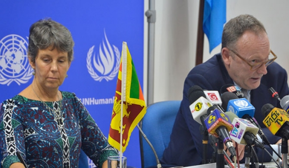Stand firm, insist on peaceful inclusion - UN rapporteur