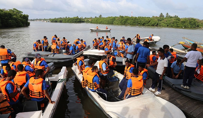 MEPA- Coca-Cola cleans up Negombo Mangroves (Pics)
