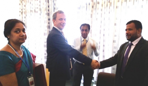 UNIDO highlights SDGs & industry way forward in Colombo