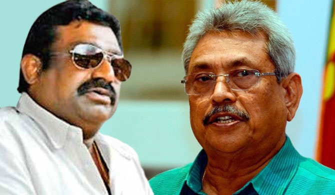 Thonda pledges support to Gota